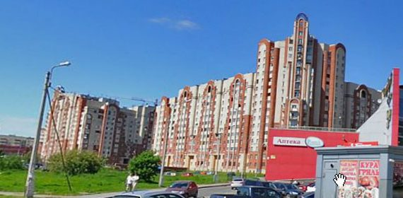 Дом на Кондратьевском 62