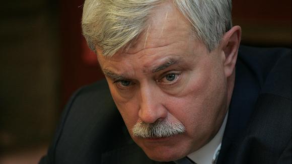 Чванство чиновников Санкт-Петербурга